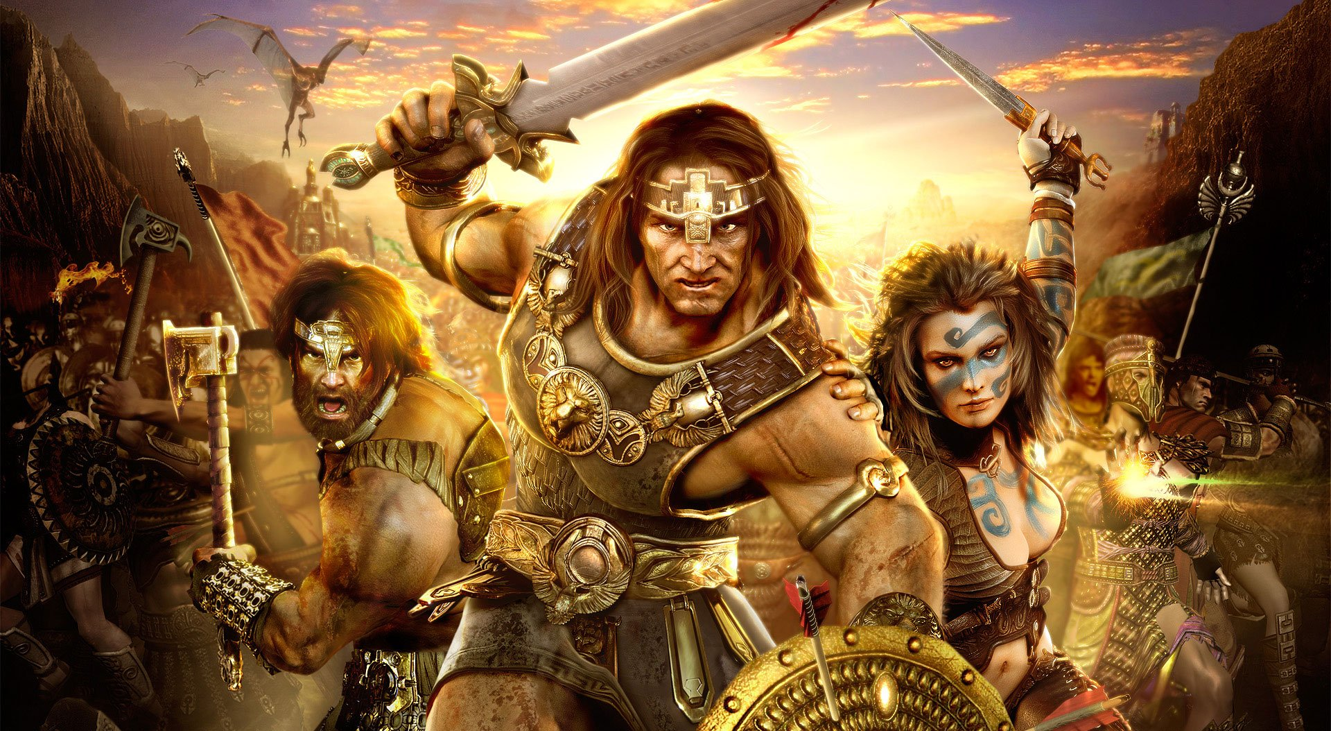 Age Conan Unchained Age of Conan Unchained Share