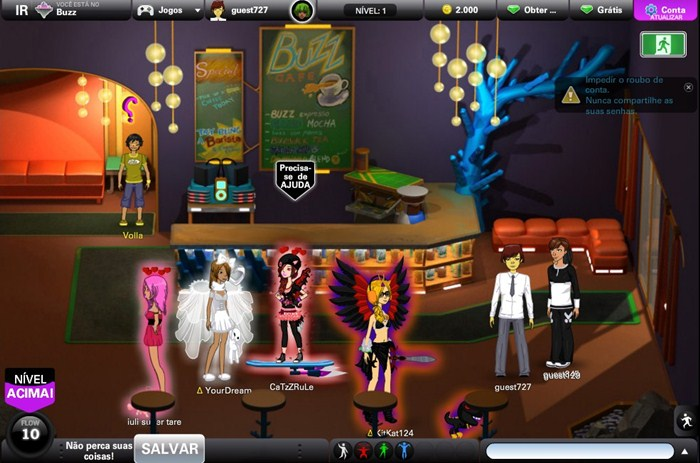 Virtual dating worlds online for free