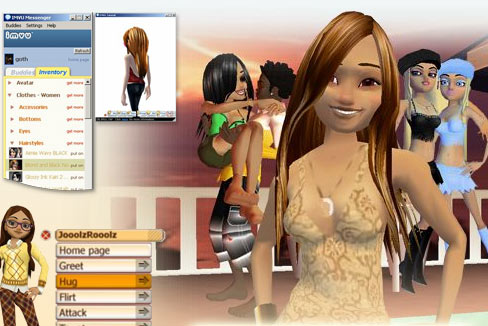 avatar based innovation using virtual worlds for Developing and delivering educational experiences in a 3-dimensional virtual world is by no means a new thing second life, for example, which started in 2003.