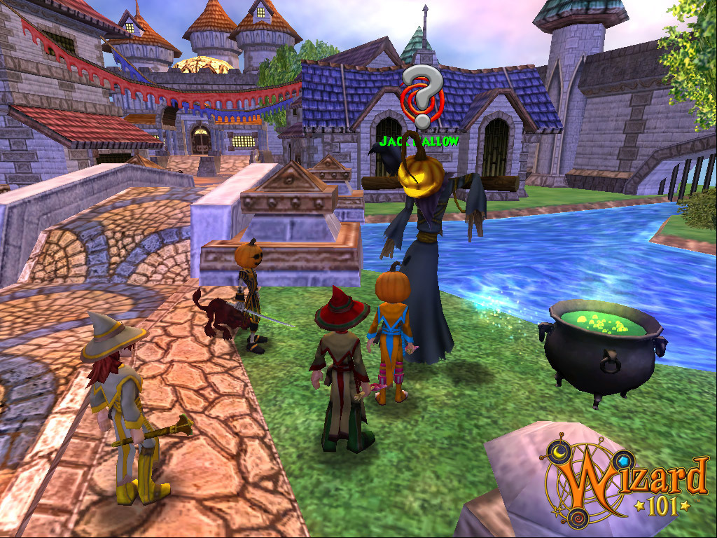 games like wizard101 but better and free