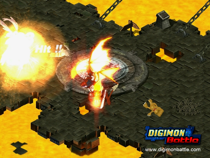 Digimon Battle Cheats