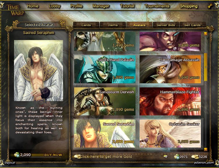 Free online trading card game mmo