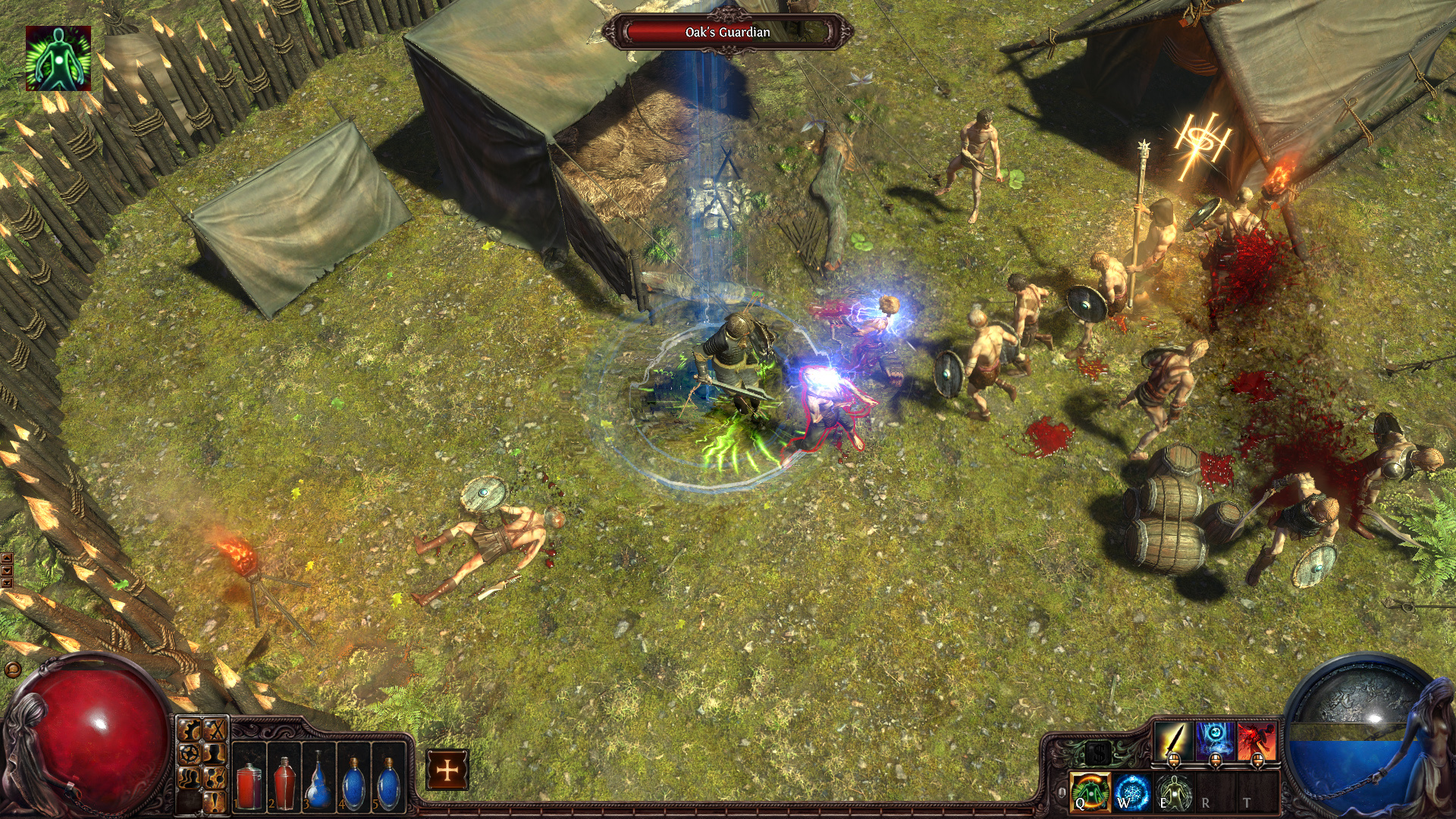 Path of exile 8 7 out of 10 based on 19 ratings