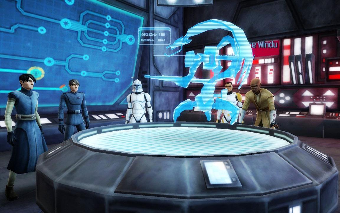 Star Wars Online Game