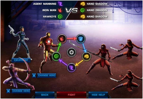 marvel avengers alliance play online