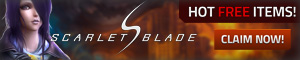Scarlet Blade Open Beta Item Giveaway