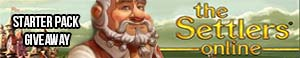 The Settlers Online (Castle Empire) Starter Pack Giveaway