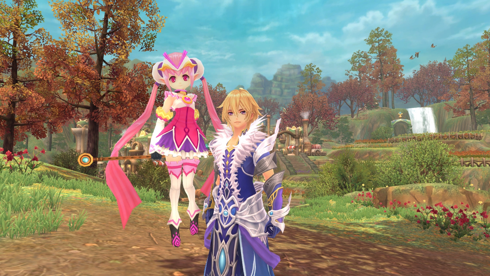 Aeria Games Aura Kingdom