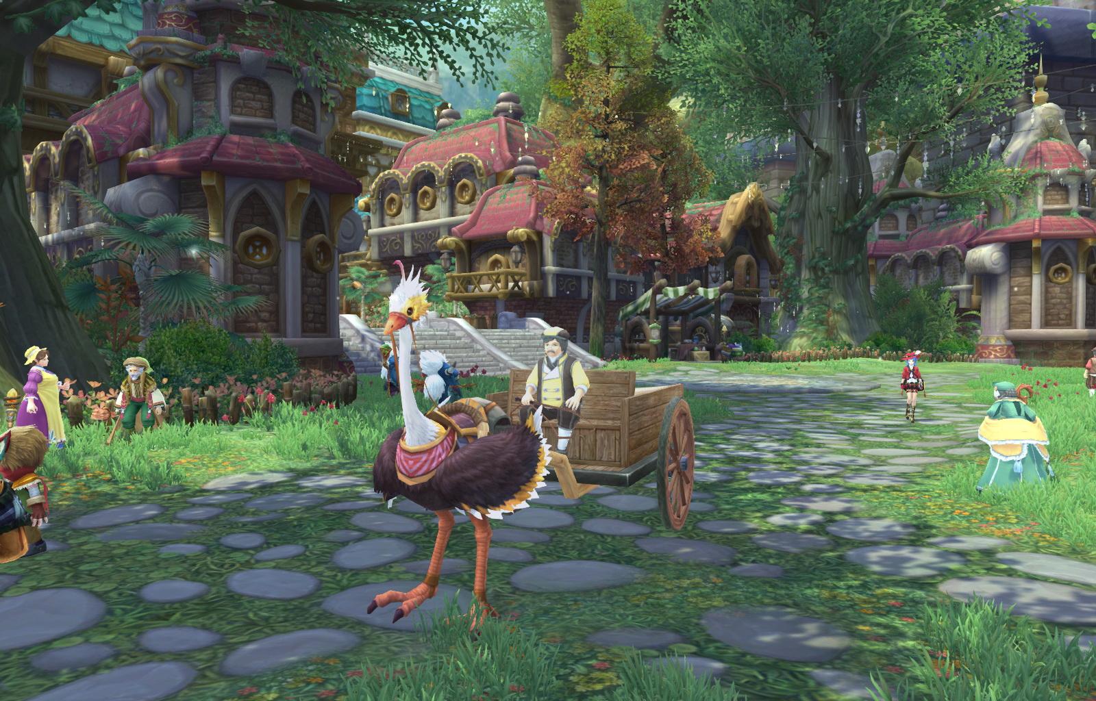 Aura Kingdom Online