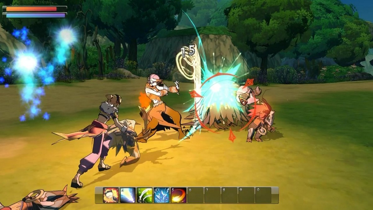 Peria Chronicles Free MMORPG Game & Review ...