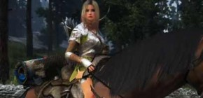 Black-Desert-Female-Ranger-Horse-Taming-2nd-CB-Korea