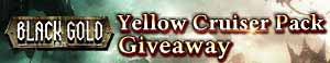 Black Gold Online Free Yellow Cruiser Pack Giveaway