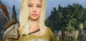 Black-Desert-Female-Ranger-lvl-18-Gameplay-3nd-CB-Korea