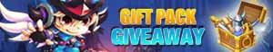 Rainbow Saga Free Closed Beta Gift Pack Giveaway