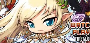 Maplestory-first-look-gameplay-video