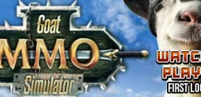 Goat-MMO-Simulator-first-look-gameplay-video