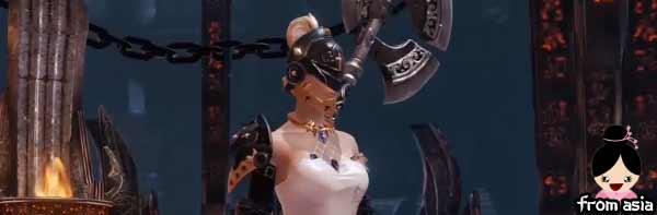 Bless-(블레스)---Female-Berserker---Prologue-Gameplay---CBT2---KR