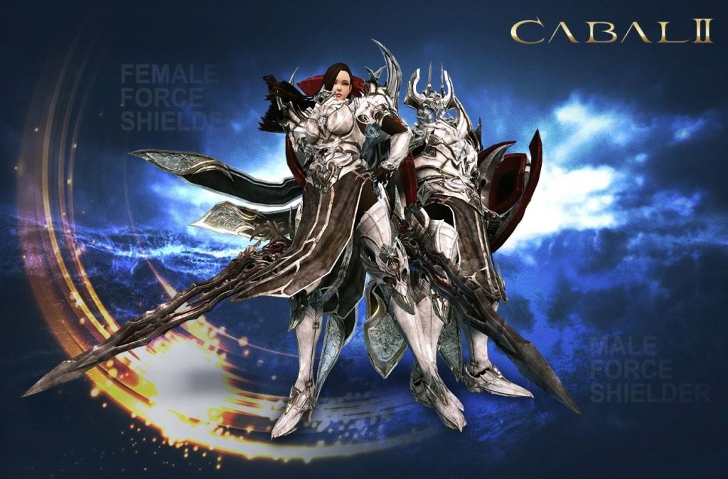 cabal 2 force shielder