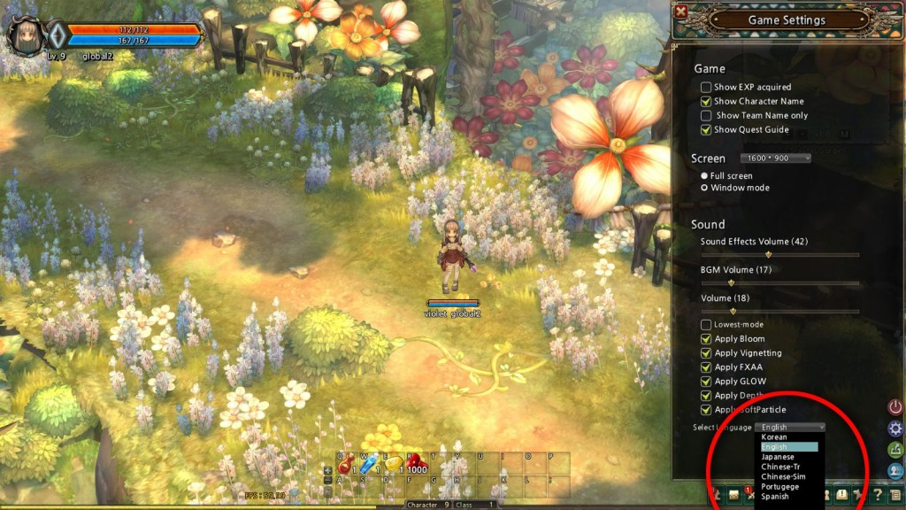tree of savior english