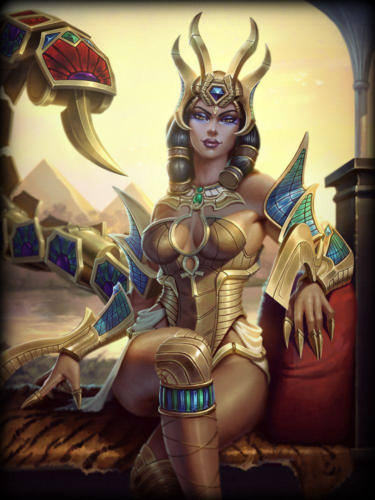 Serqet~Desert Queen