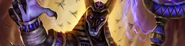 SMITE Anubis Nightwalker