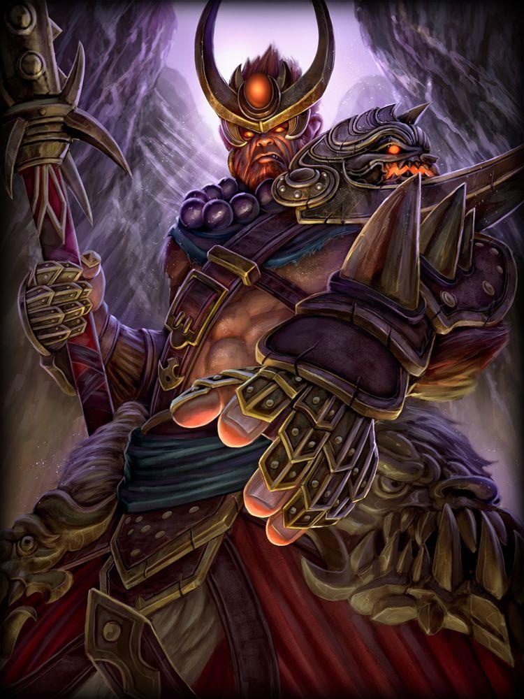 Heavenly Warlord Sun Wukong