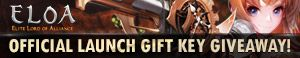ELOA: Elite Lord of Alliance Free Launch Gift Key Giveaway