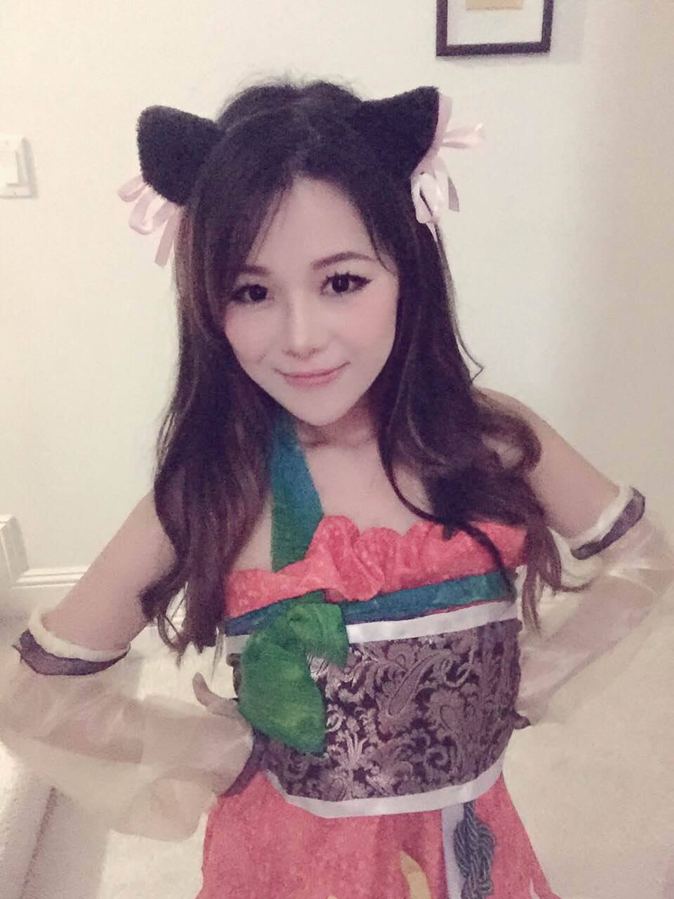 Lillipie Blade and Soul Lyn Festival Cosplay (8)