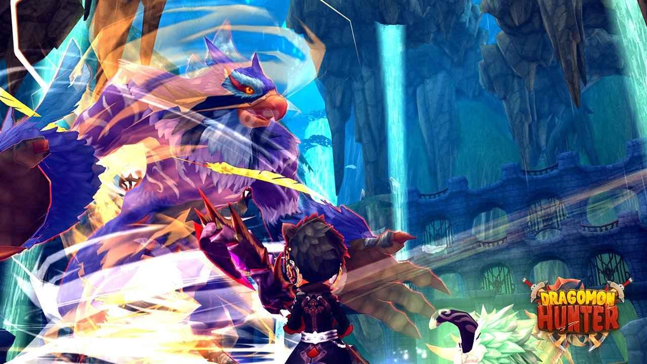 Dragomon_Hunter_-_Trial_Tower_2