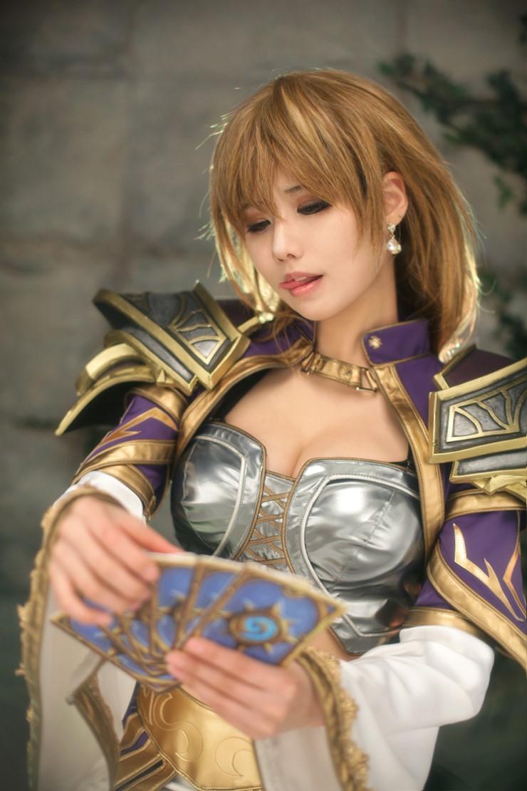Fill jaina proudmoore cosplay