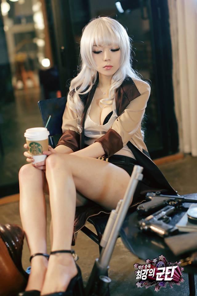 Team CSL member Ekiholic cosplay the Herowarz Audrey_1