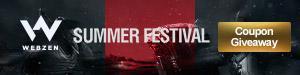 Webzen Free 2016 Summer Event Code Giveaway