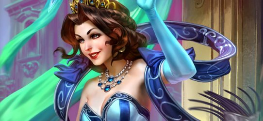 SMITE Change Enchanted