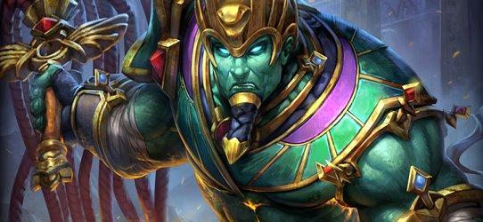 SMITE Osiris Lord of Silence