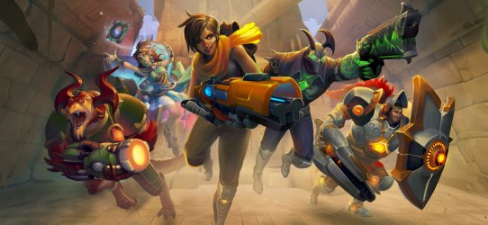 Paladins founders pack giveaway