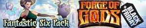 Forge of Gods Free Fantastic Six Pack Giveaway