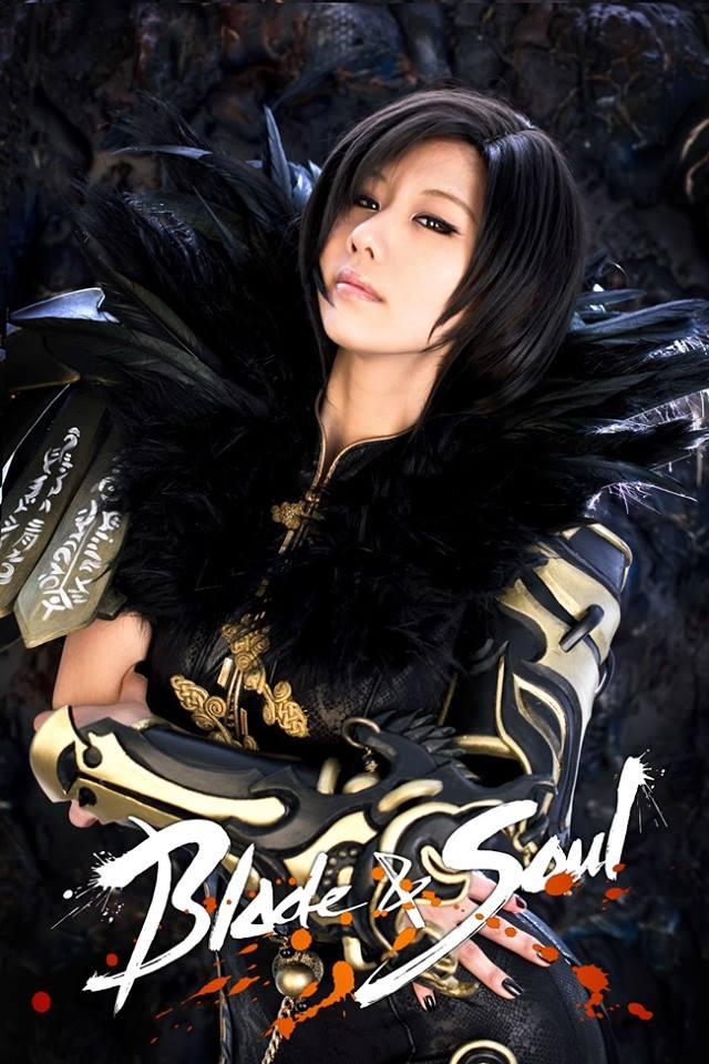 Blade & Soul Jin seo yeon cosplay (1)