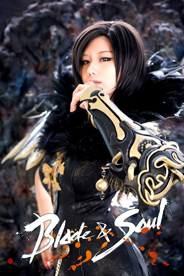 Blade & Soul Jin seo yeon cosplay (4)