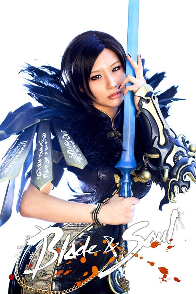 Blade & Soul Jin seo yeon cosplay (7)