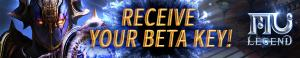 MU Legend Free Second Global Closed Beta Key Giveaway