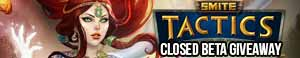 SMITE Tactics Free Closed Beta Key Giveaway