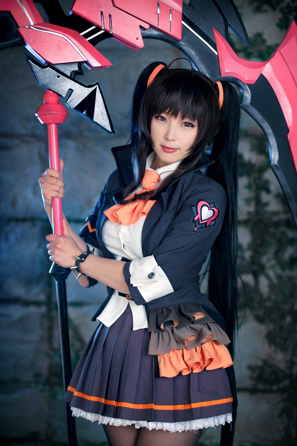 SoulWorker Myst Scythe Lily Bloommerchen cosplay 10
