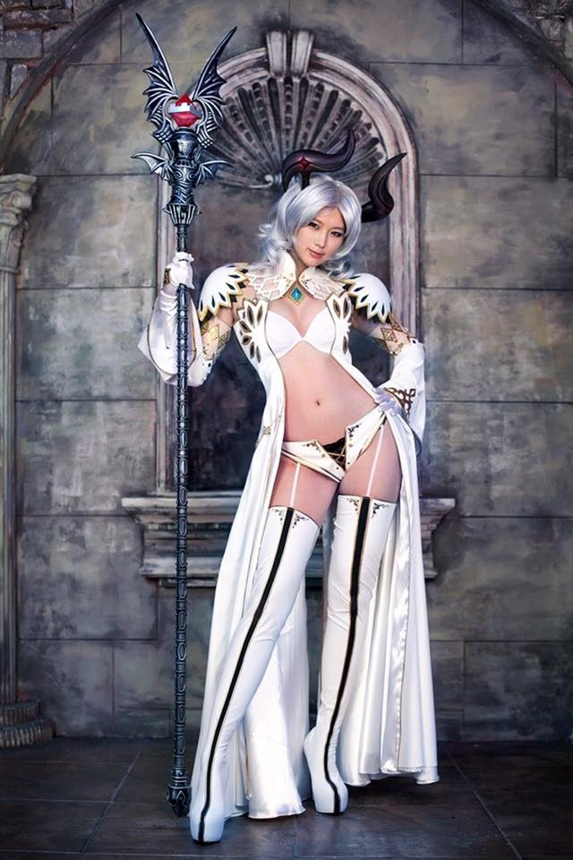 TERA Castanic cosplay (1)