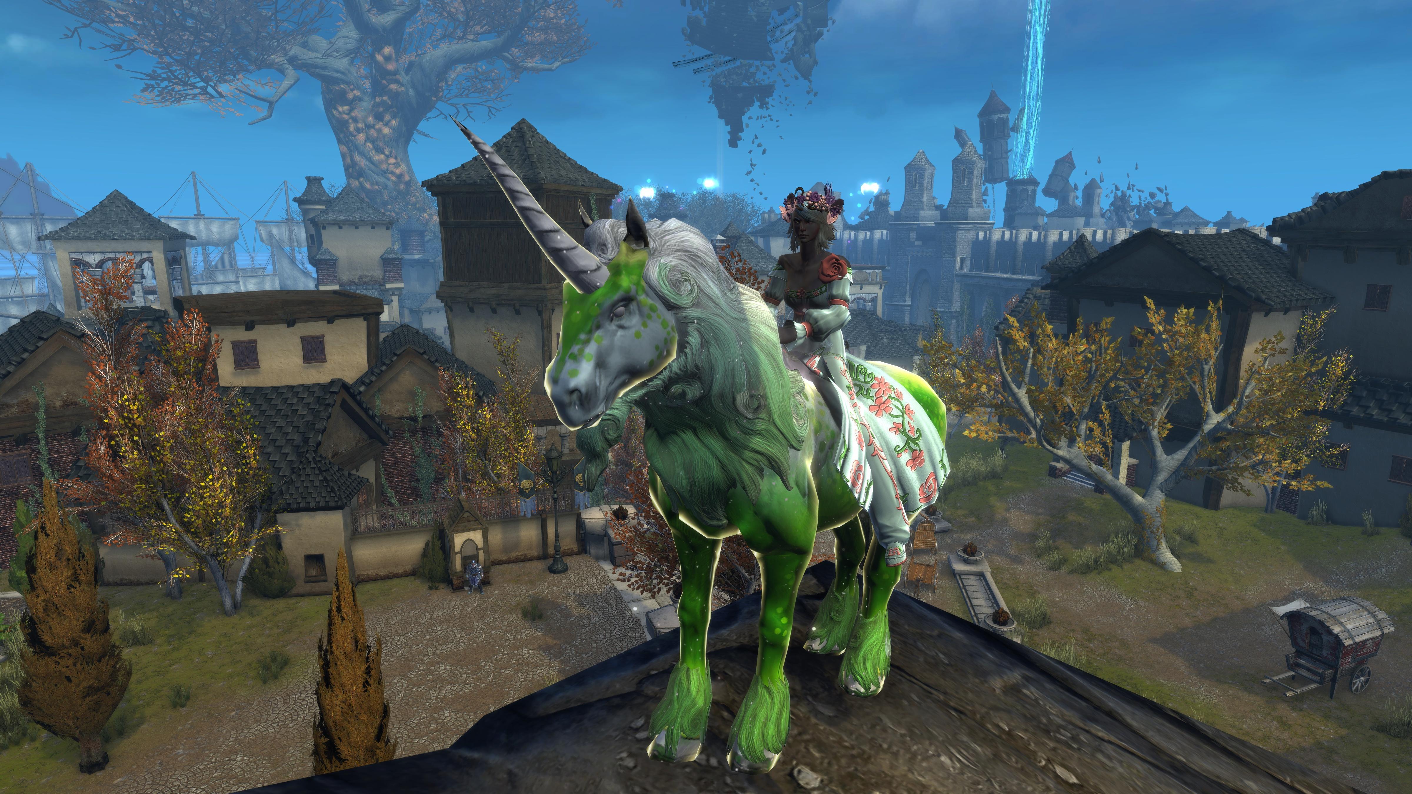 Chartreuse (Xbox) Unicorn
