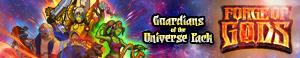 Forge of Gods Free Guardians of the Universe Pack Giveaway