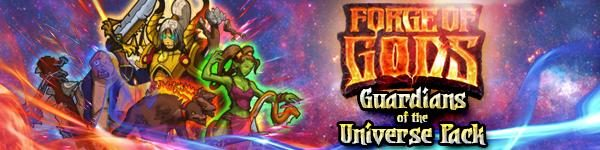 Forge of Gods giveaway