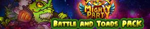 Mighty Party Free Battle and Toads Pack giveaway