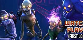 Fortnite First Look Gameplay
