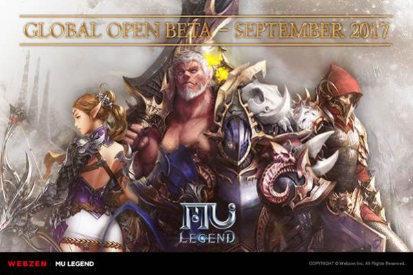 MU Legend open beta