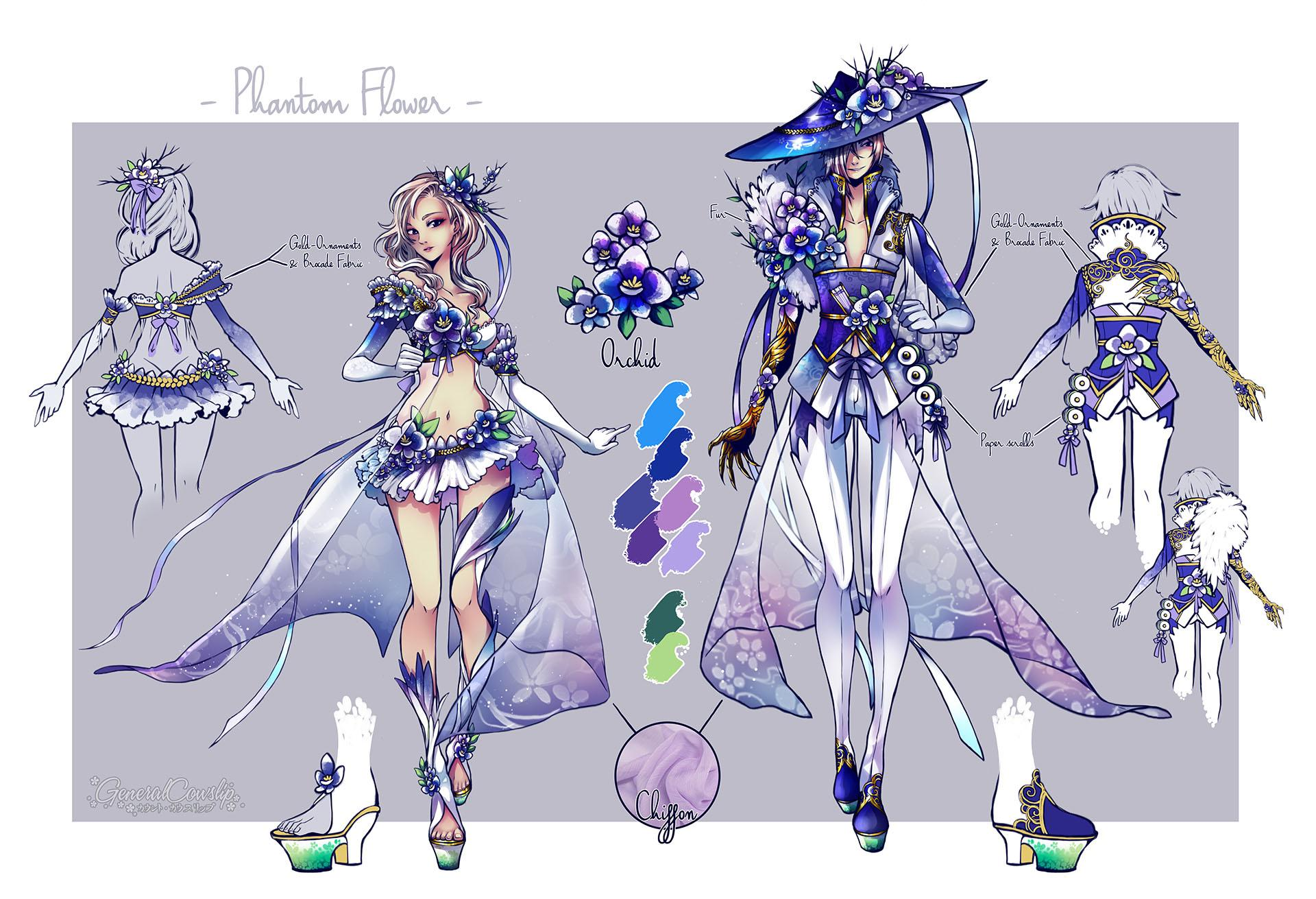 Why Ffxiv Couldn T Get A Winner For The Costume Contest Like Bns